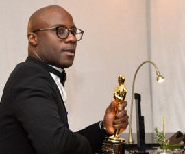 Barry Jenkins director de Moonlight