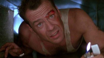 Bruce Willis en Die Hard