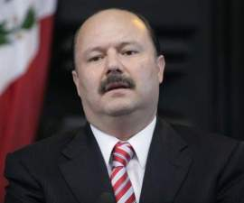 César Duarte Jáquez, exgobernador de Chihuahua