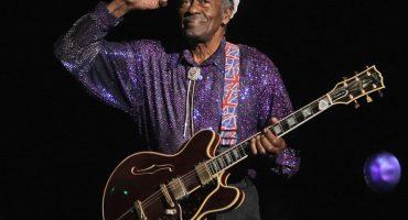 """Escuchen """"Big Boys"""" la nueva canción de Chuck Berry"""