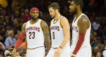 Los Cleveland Cavaliers y su falso amor al triple que los está deshaciendo
