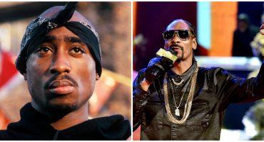 Snoop Dogg inducirá a Tupac Shakur al Salón de la Fama del  Rock & Roll