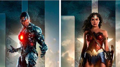 A un día del nuevo trailer: Cyborg y Wonder Woman para Justice League