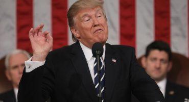Lo investigan por obstruir a la justicia, pero Trump ni se preocupa: es