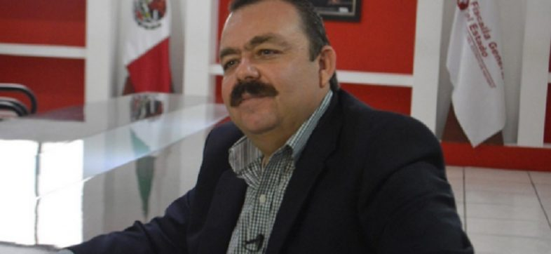 Fiscal de Nayarit, Edgar Veytía