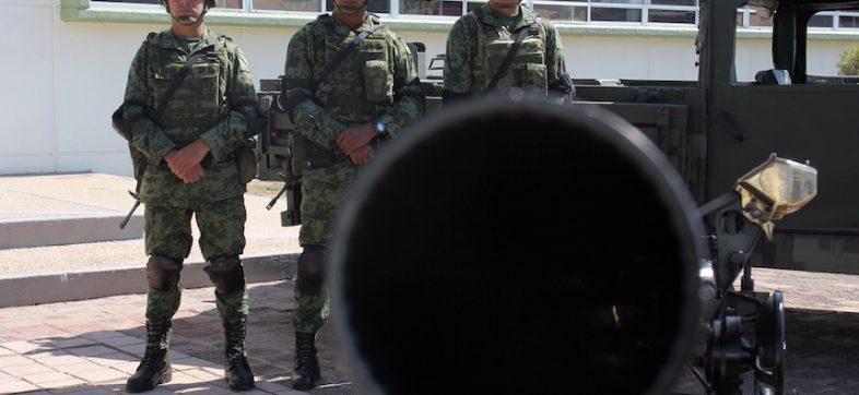 Ley de Seguridad Interior, Ejército Mexicano, LeyGolpista