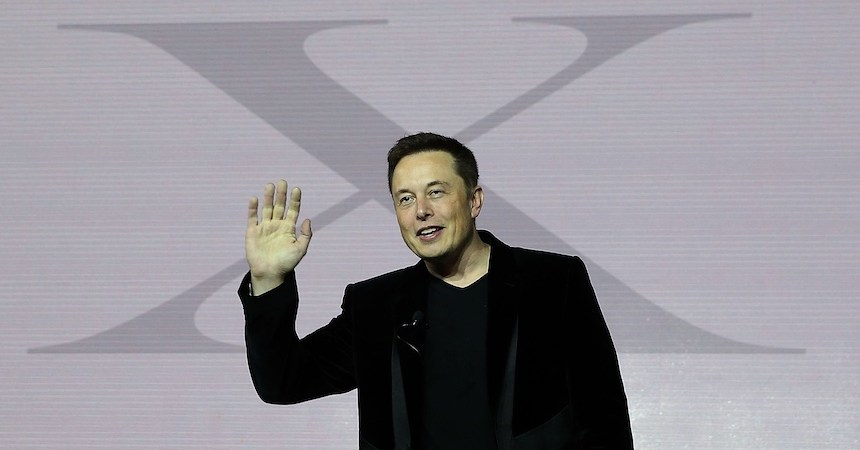 Elon Musk - CEO de Tesla Motors