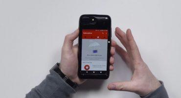 ¿Qué clase de magia es esta? Crean un iPhone que corre con Android