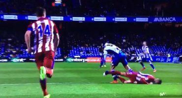 ¡Qué susto! El tremendo golpe que se llevó Fernando Torres
