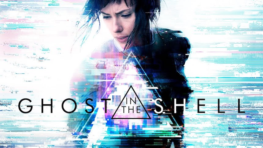 Póster de Ghost in the Shell