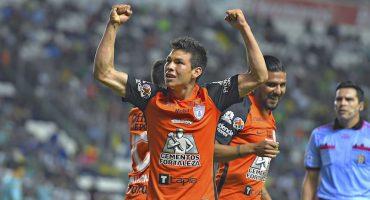 Hirving Lozano: el jugador mexicano más caro según Pachuca