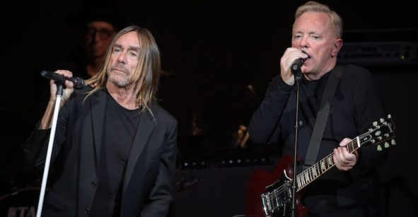 Iggy Pop y New Orden hacen un cover a Joy Division