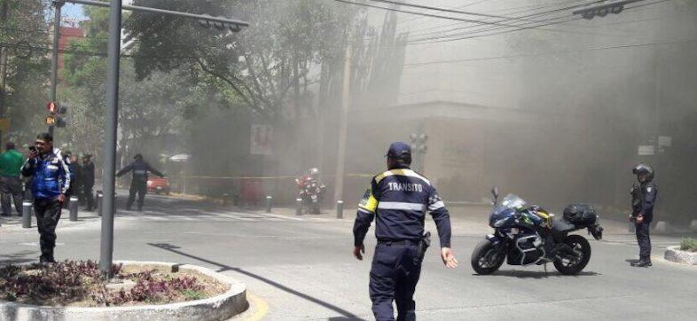Incendio en Masaryk, Polanco