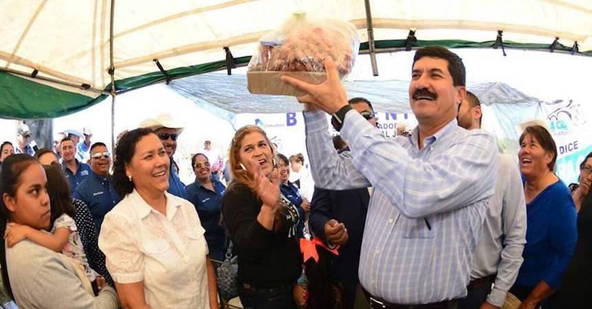Javier Corral, gobernador de Chihuahua