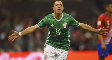 Chicharito máximo goleador de la Selección: checa todos sus goles con el Tri
