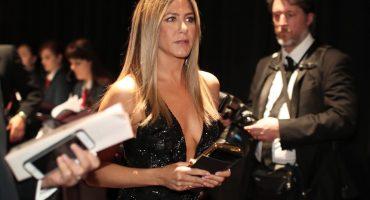 La broma que terminó en robo para Jennifer Aniston en el Oscar