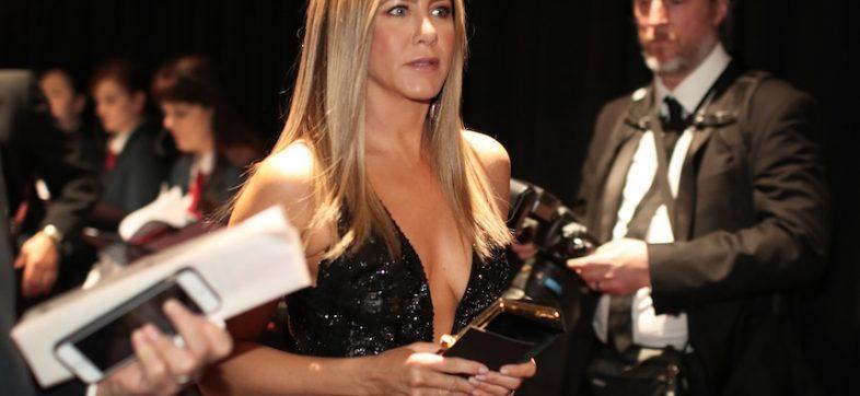 Jennifer Aniston en los Premios OScar