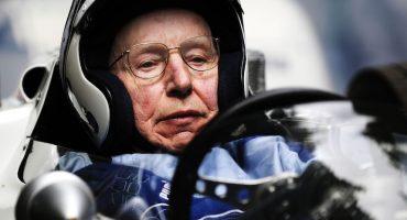 Murió John Surtees, el único campeón de Fórmula 1 y Motociclismo