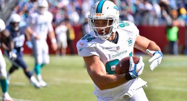 Otro más: Jordan Cameron se retira de la NFL por conmociones cerebrales