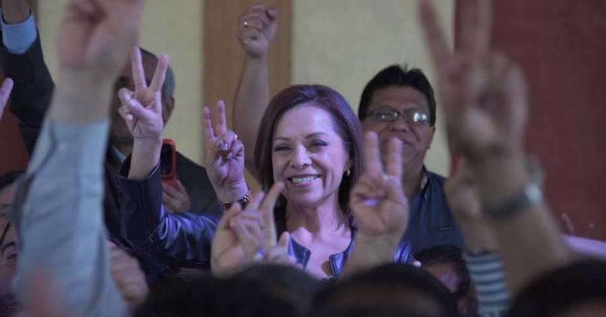 Josefina Vázquez Mota y su asociación Juntos Podemos