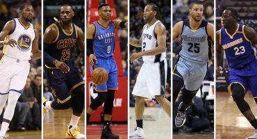 ¿Qué jugador de la NBA eres según tu personalidad?