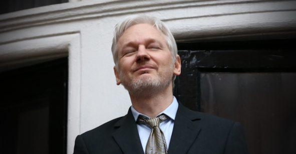 Wikileaks, Julian Assange