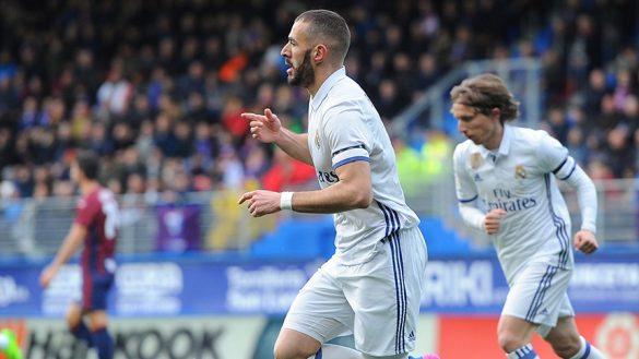 Karim Benzema en el Real Madrid