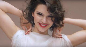 ¡Kendall Jenner hace de Marilyn Monroe para LOVE!