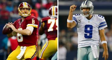 ¿Tony Romo a Washington y Kirk Cousins a San Francisco?