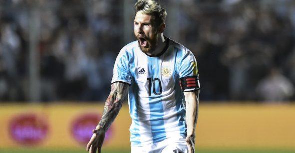 ¡Boom! Lionel Messi suspendido casi todo lo que resta de la eliminatoria