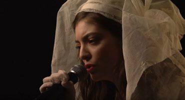 Lorde hace un gran regreso a los escenarios en Saturday Night Live