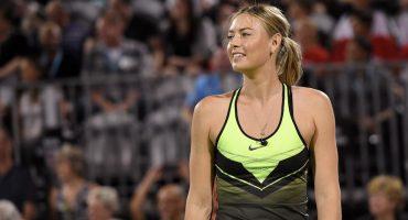 Opiniones encontradas en la WTA por el regreso de Maria Sharapova