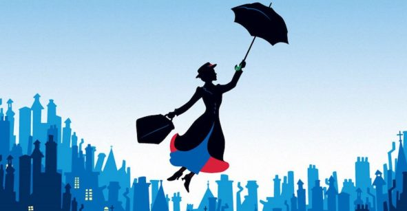 Se revela la primera imagen de Emily Blunt como Mary Poppins