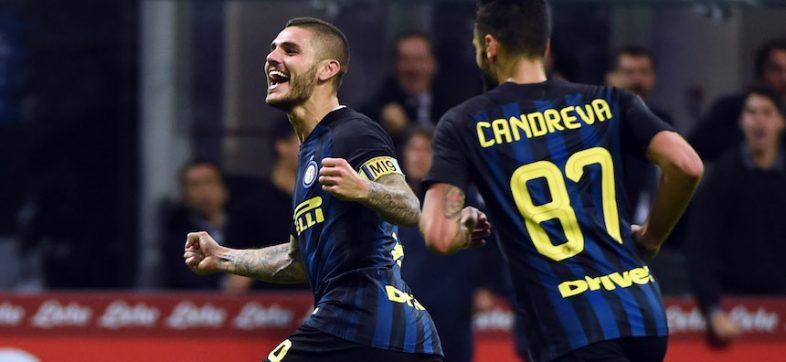 Mauro Icardi, delantero del Inter