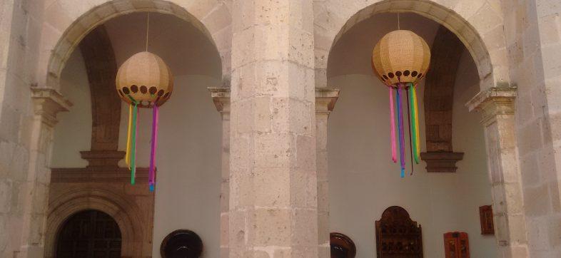 Detalle del Museo de Artesanías de Morelia