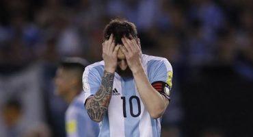 ¡Sorpresa! Bolivia humilla a Argentina en la eliminatoria mundialista