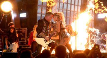 Así suenan Metallica y Lady Gaga con micrófonos que SÍ funcionan