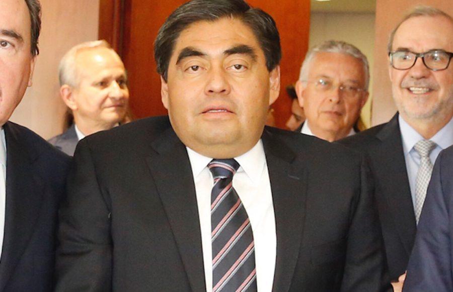 Miguel Barbosa, coordinador de senadores del PRD