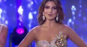 ¿Quién dijo ardilla? La modelo enojada al perder en Miss Colombia