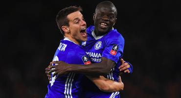 El Chelsea elimina al Manchester United de la FA Cup