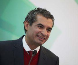 El líder nacional del PRI, Enrique OChoa