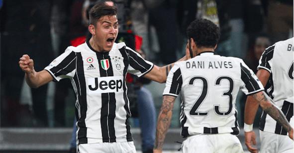 Partidazo el la Serie A: la Juventus apenas puede con el AC Milan