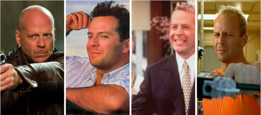 Test de Bruce Willis