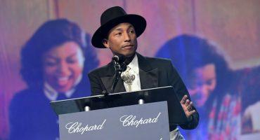 El nuevo filme de Pharrell Williams estará basado en su infancia