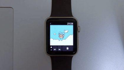 Pokémon en Apple Watch