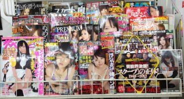 WTF?!: un hombre muere aplastado por su colección de revistas porno