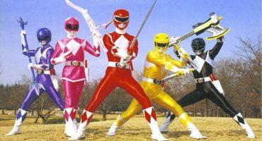 Así se ven algunos de los primeros Power Rangers en la actualidad