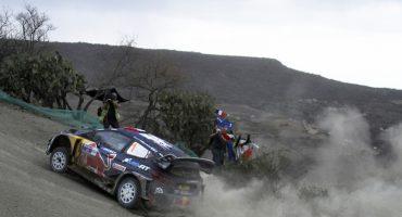 El Rally de México en sus mejores imágenes
