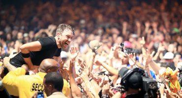¡Rise Against y su poderoso sonido se presentarán en vivo en la CDMX!