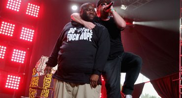 Revivan el enorme show que dio anoche Run the Jewels en NY